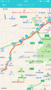 小田急途中下車新宿